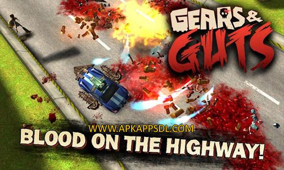 Download Gears & Guts Apk Mod v1.2.7 Full OBB Data