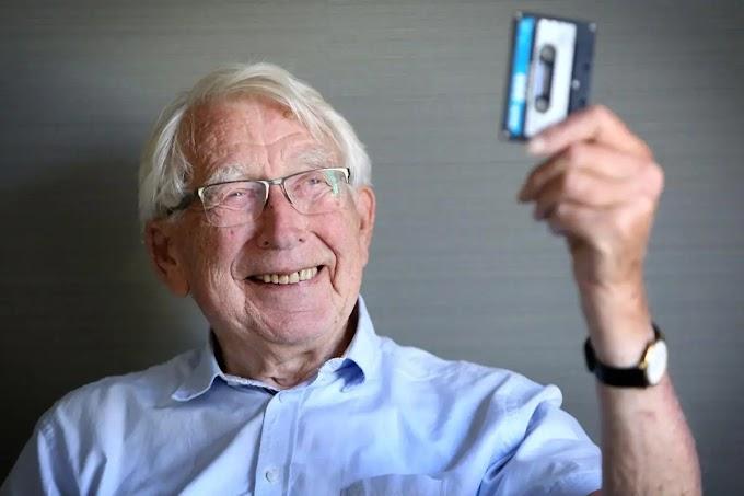 Lou Ottens, inventor da fita cassete, morreu