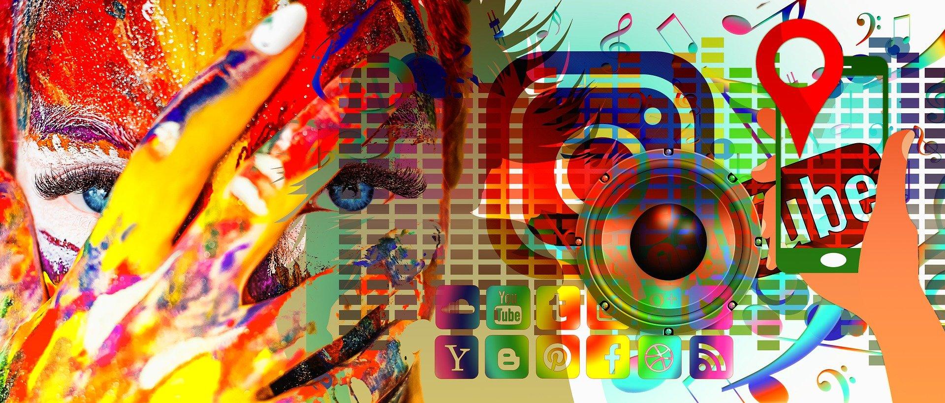 Social Media Service 1