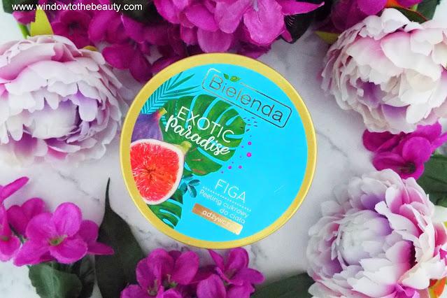 Bielenda Exotic Paradise Nourishing Body Scrub