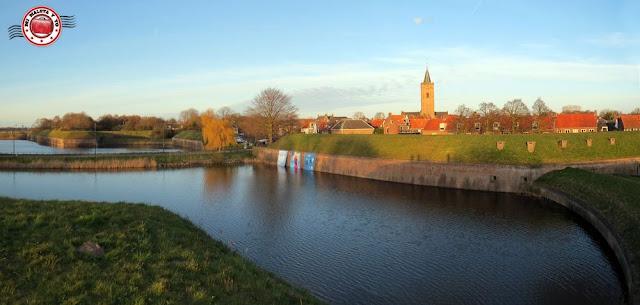 Naarden, Holanda