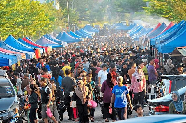 Lokasi Bazar Ramadan Bagi Seluruh Negeri Pahang Untuk Tahun 2021