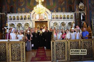 Ορθόδοξοι Πολωνοί μαθητές στην Αργολίδα