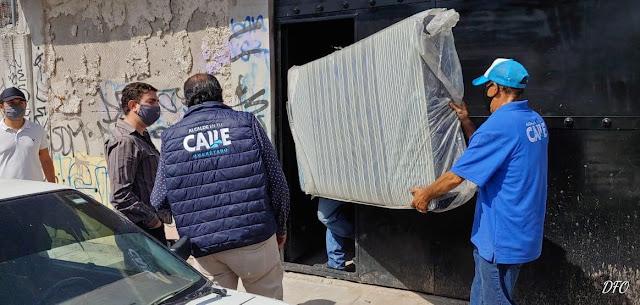 Municipio de Querétaro entrega primeros apoyos a familias afectadas por lluvias
