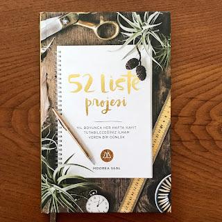 52 Liste Projesi (Kitap)