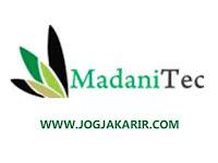 Lowongan Kerja PT Madani Technology Jogja Mei 2021
