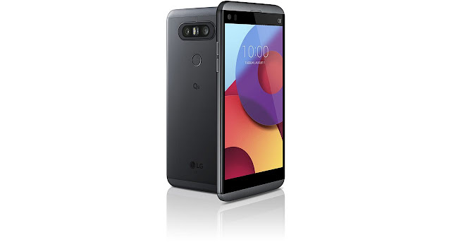 LG has launched a smaller version of the LG V20, it now has IP68 water and dust resistance certified - the LG Q8.