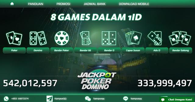 KampusQQ - Situs Domino QQ Terpercaya | Situs Resmi Poker Online