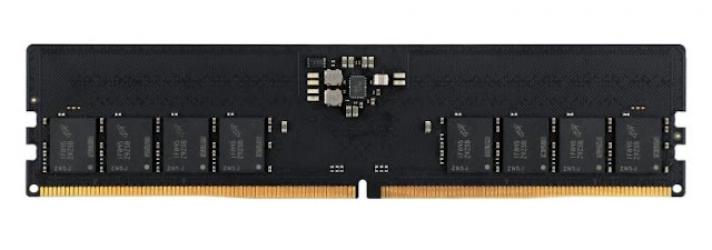 الصين تبدأ الإنتاج الضخم لوحدات الذاكرة DDR5
