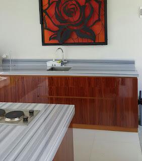 Dining and top pantry Marmer Marmara