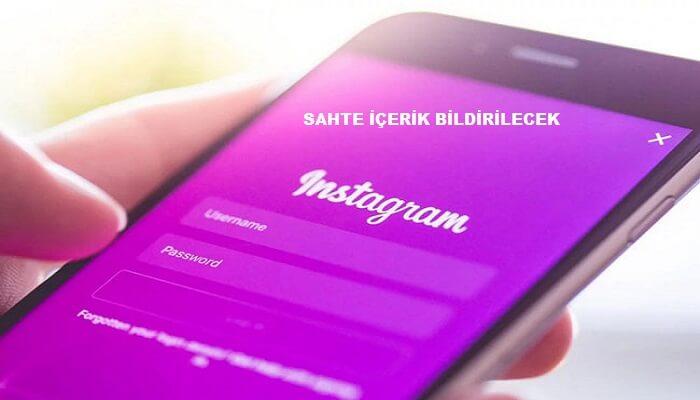 Instagram Sahte İçerikler İçin Yeni Düzenleme Yapacak - Kurgu Gücü