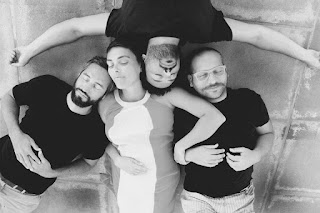 Discover Italian alternative rock quartet, Amycanbe live in concert at the Antiques Festival in Rimini, Italy on December 15