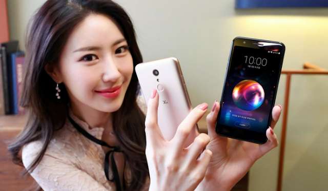 LG X4 Smartphone with Android 7.1.2 Nougat & LG Pay Launched in South Korea