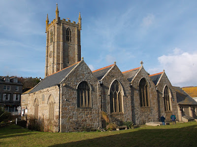 St Ives Parish Church - Lunchtime Concerts
