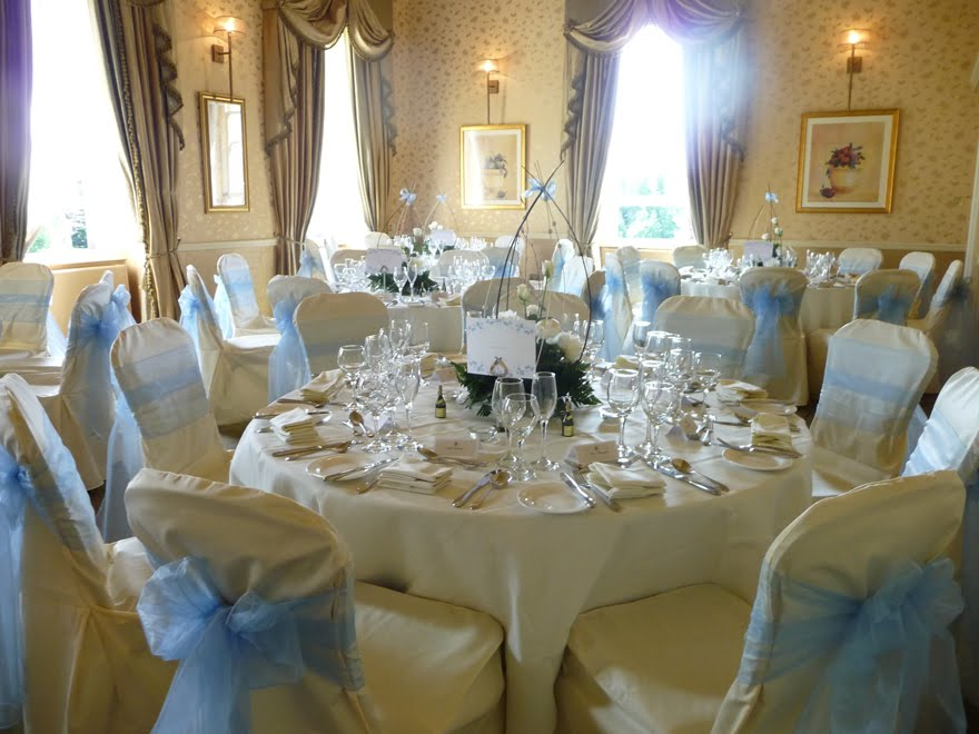chair cover hire hartlepool hanging debenhams posh covers and bows