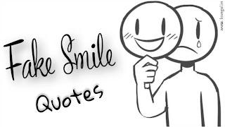 fake smile quotes