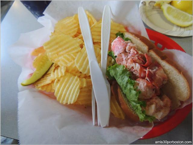 Aperitivos para la Super Bowl: Lobster Roll
