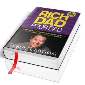 Rich Dad Poor Dad by Robert Kiyosaki Best 5 Financial Books To Read In 2019