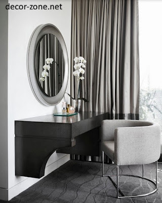 modern wall mounted dressing table designs for bedroom designs