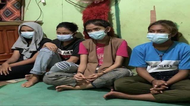 5 Hari Hilang, 4 Gadis ABG Kabur Naik Truk dan Kerja Jadi Tukang Cuci Piring: Kami Tahu Kalau Viral