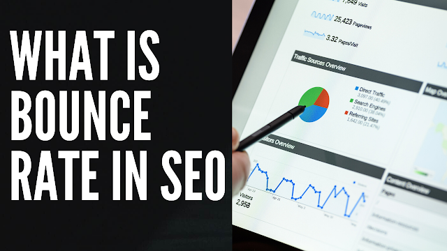 What is bounce rate in seo