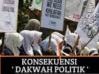Konsekuensi 'Dakwah Politik'