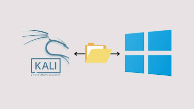how to transfer files from kali linux to windows in virtualbox