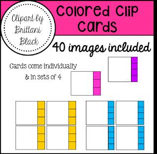 https://www.teacherspayteachers.com/Product/Colored-Clip-Cards-2476444