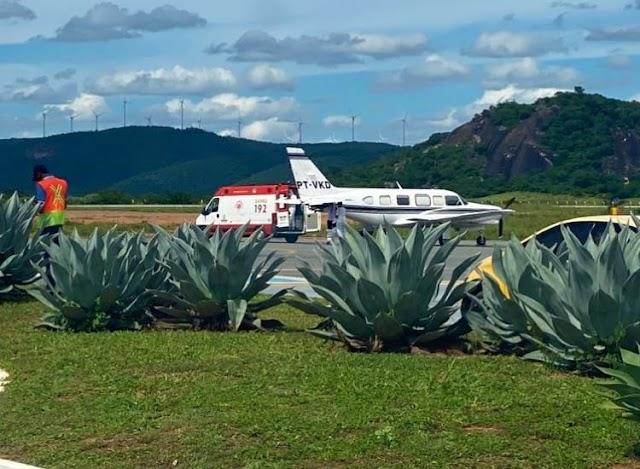 UTIs entram em colapso na região e Aeroporto de Guanambi tem movimento intenso