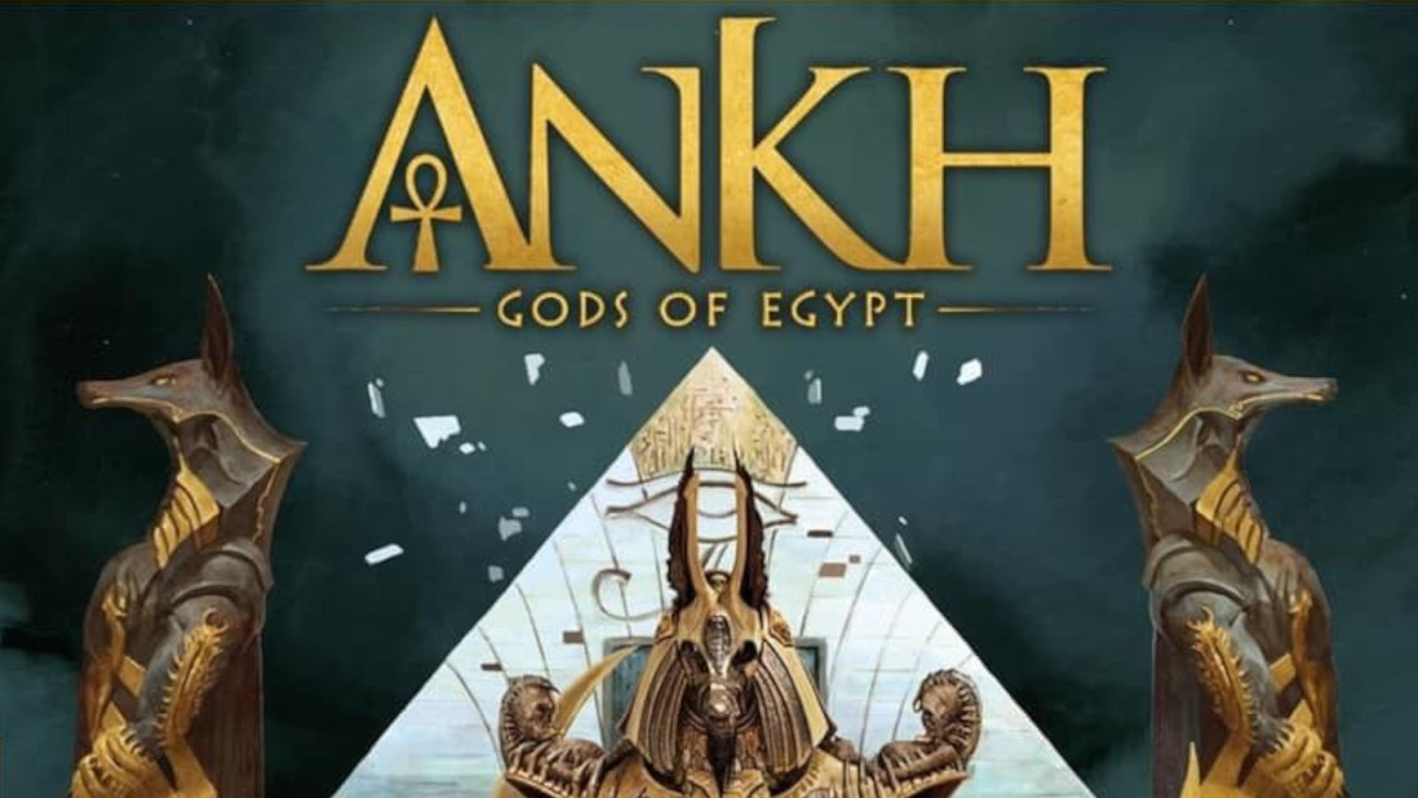 2020 Most Anticipated Games Best Kickstarter Eric Lang CMON Ankh Gods of Egypt Board Game