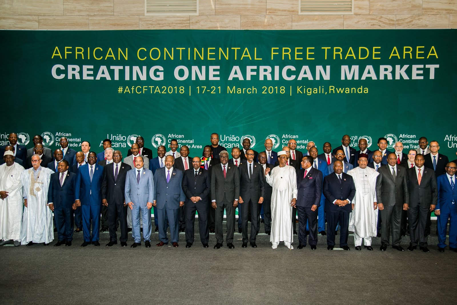 Image result for Nigeria urged to commit to Africa Trade liberation