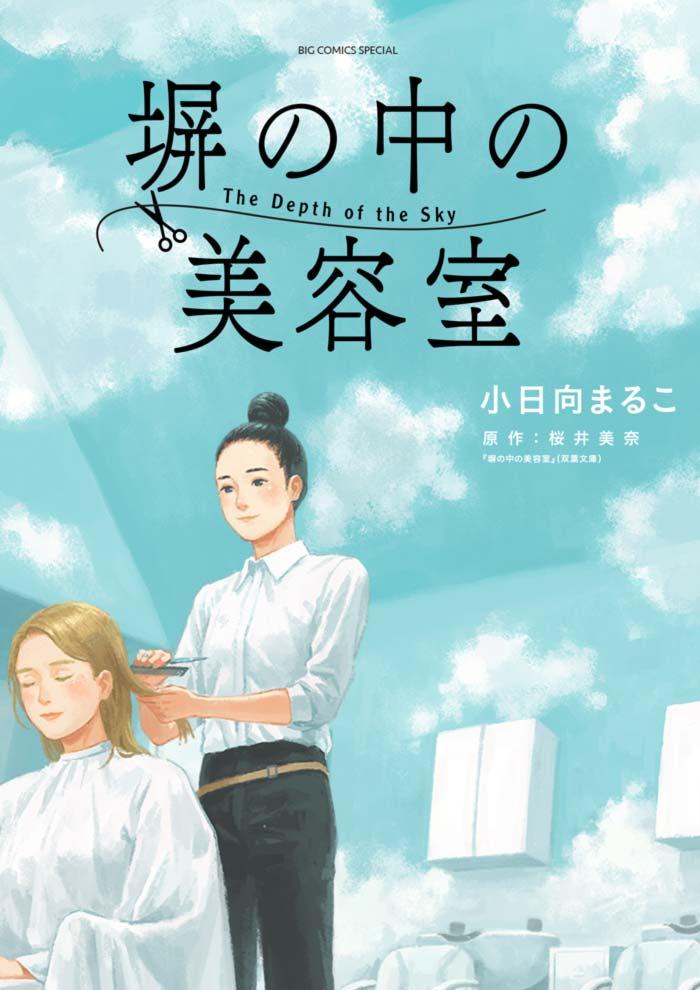 The Depth of the Sky (Hei no Naka no Biyoshitsu) - Marco Kohinata