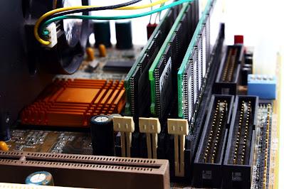 Processor and RAM:
