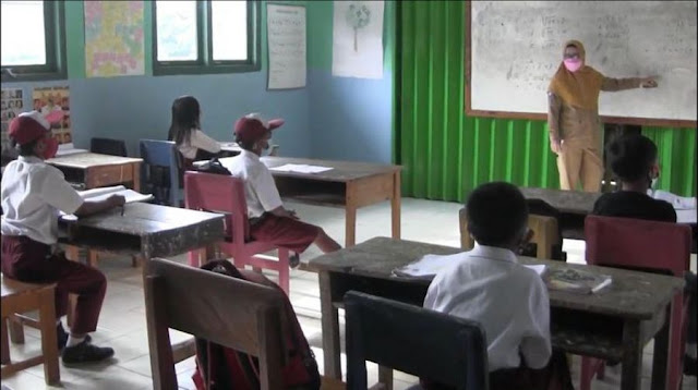 Dukung Sekolah Tatap Muka, KPAI: Menghindari Anak Indonesia Alami Loss Learning, Protection dan Generation