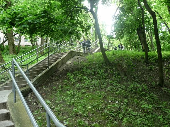 Львів. Студентський парк