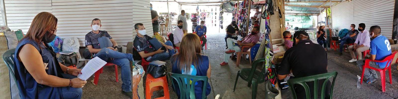 hoyennoticia.com, Ley en mano se busca organizar a vendedores informales de Riohacha