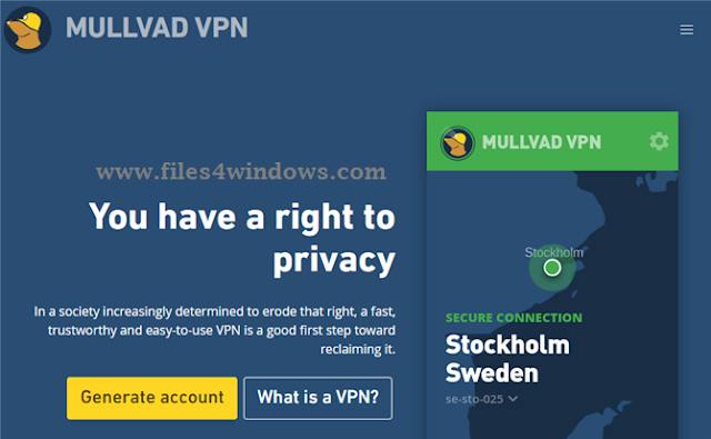 Mullvad-VPN-Download