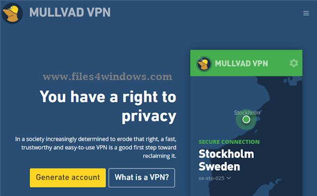 Mullvad-VPN-Download