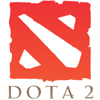 The Dota 2 Game Logo