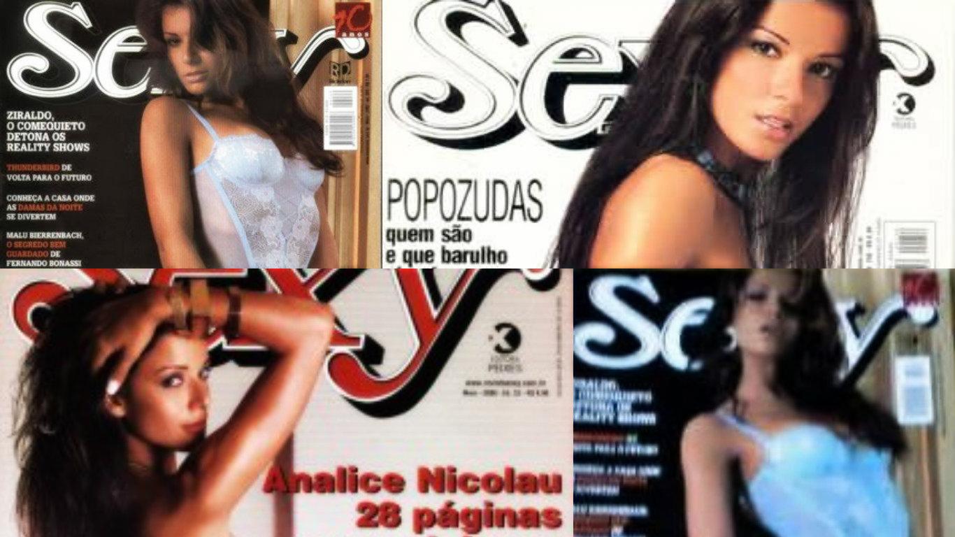 Analice Nicolau Fotos Sexy o diário de bruna jones: vazou na web: 1x45 - analice