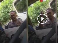 Nah lho! Terancam Pidana UU ITE, Polisi Cari Pengunggah Video Pungli Oknum Polisi