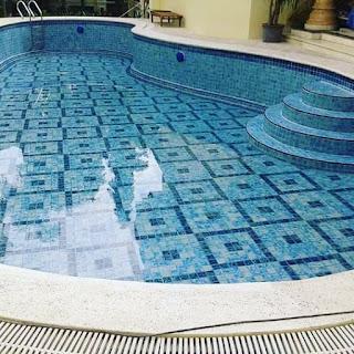 kolam renang skimmer