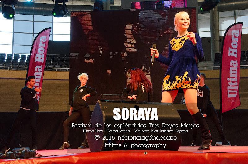 Soraya - Festival de los espléndidos Tres Reyes Magos. Fotografías por: Héctor Falagán De Cabo / hfilms & photography.