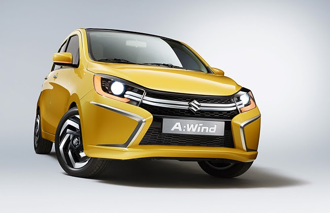 Celerio And Iv 4 Suv Concept To Be Maruti S Show Stopper At 2014