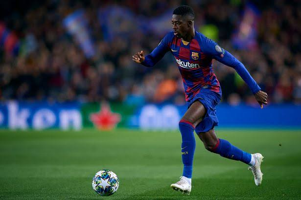 He can get a few minutes: Setien not ruling out Dembele against bayern