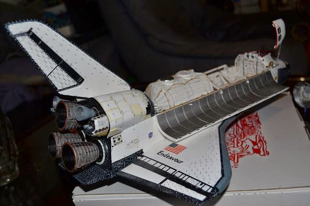 space shuttle model revell - photo #31