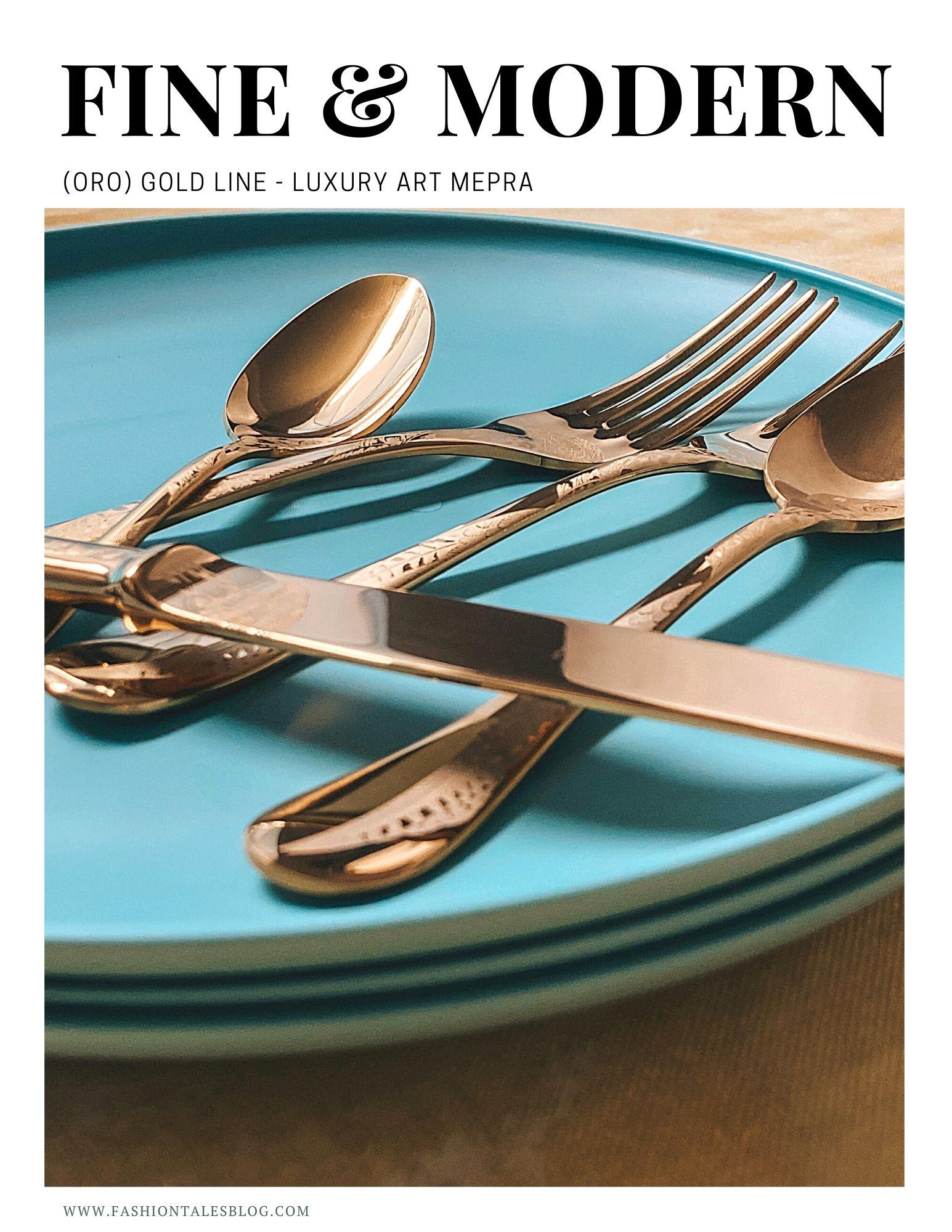 Caccia Mepra Cutlery