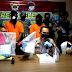 Sabu 2 Kg dan 49 Ekstasi asal Malaysia, Diamankan Polres Bintan