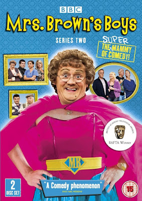 Mrs. Brown's Boys Poster