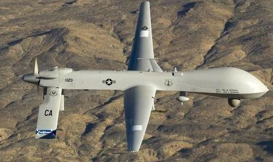 Indian Navy deployed two US drones in Indian Ocean region